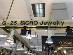 SIORO Wholesale Silver Jewelry in Los Angeles Jewelry