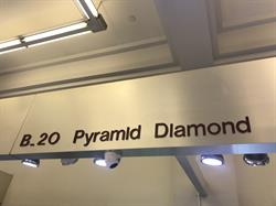 Pyramid Diamond