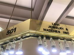 Levi Jewelry & Watches
