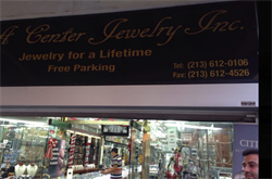LA Center Jewelry Inc